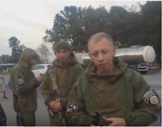 """Беспредел """"ветеранов"""" АТО и полиции Харькова (видео)"""