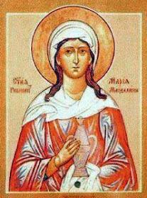 * María de MAGDALA *