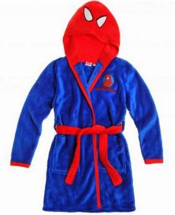 http://lamaloli.com/fr/Spiderman/Robe-de-chambre/13560/