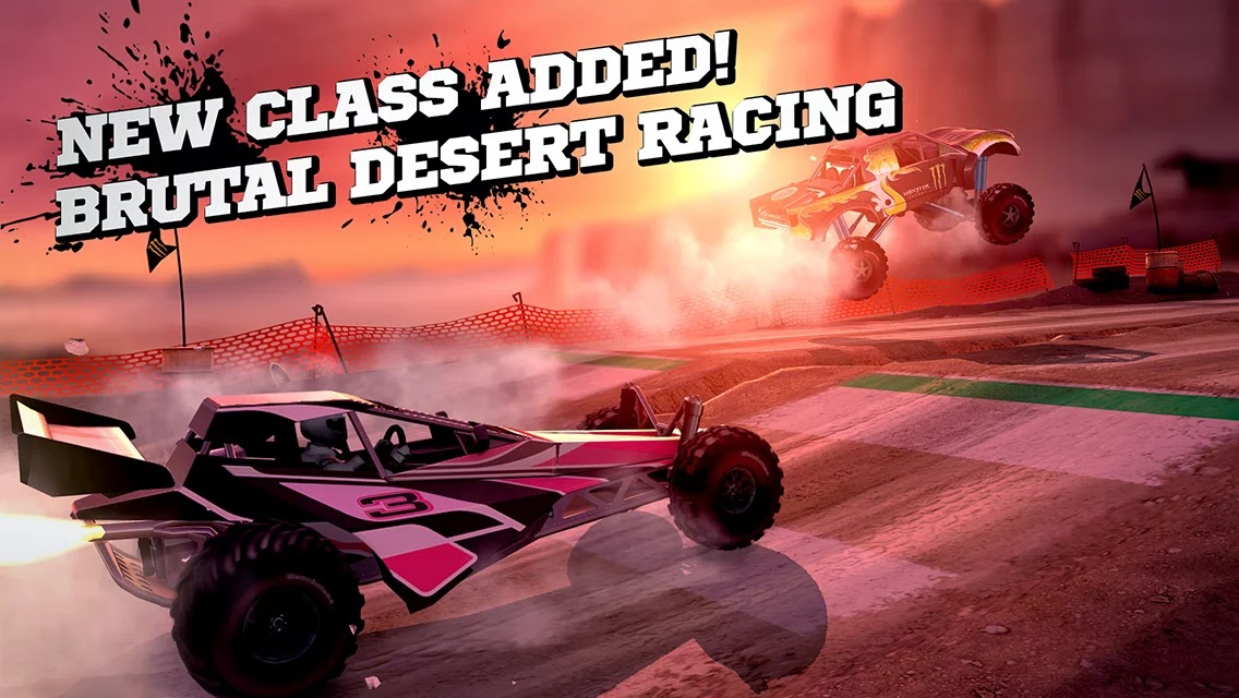 MMX Racing v1.09.5974 Mod [Unlimited Money]