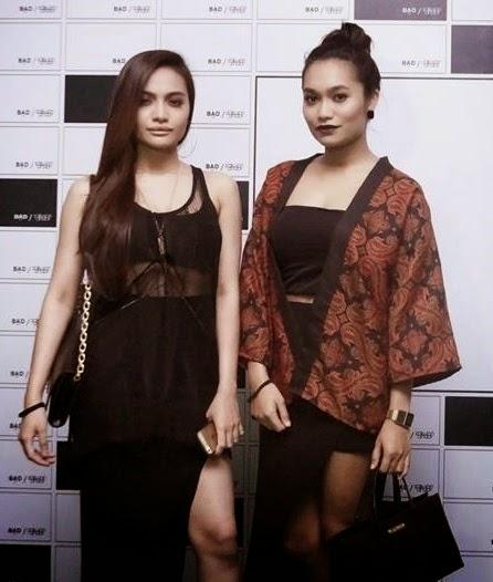 5 Foto Terkini Kilafairy Di Fashion Show