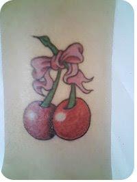 dicas de Tatuagens de Cereja
