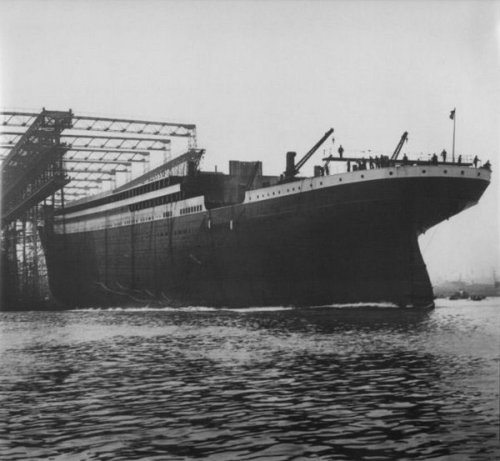 Titanic Wallpaper: Fascinating Articles And Cool Stuff: Titanic Unseen Pictures