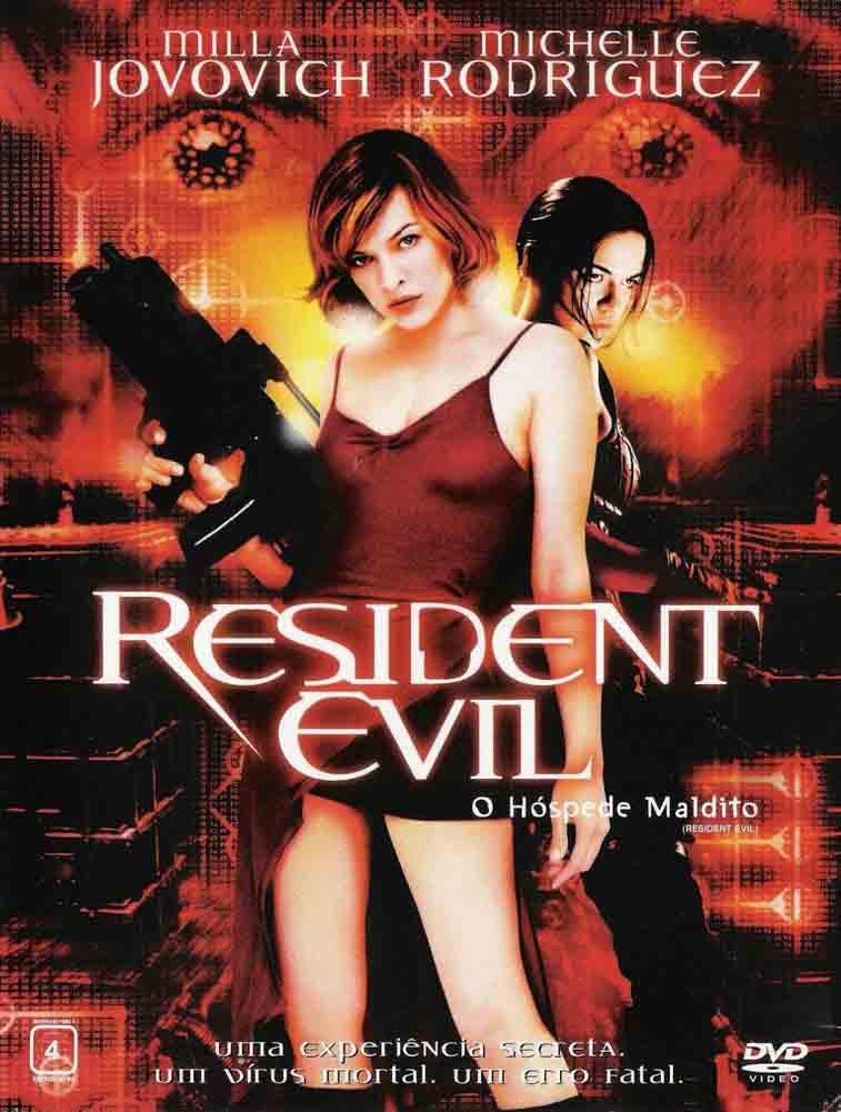 Resident Evil: O Hóspede Maldito Torrent - BluRay 1080p Dual Áudio (2002)