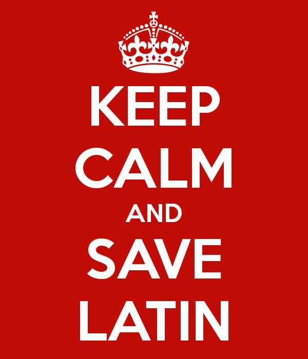loquere latine