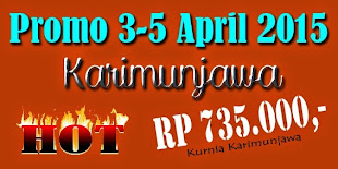 Promo April Karimunjawa