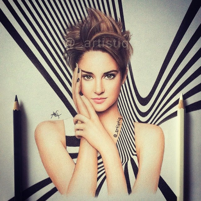 05-Shailene-Woodley-Insurgent-Cas-_artistiq-Colored-Celebrity-and-Cartoon-Drawings-www-designstack-co