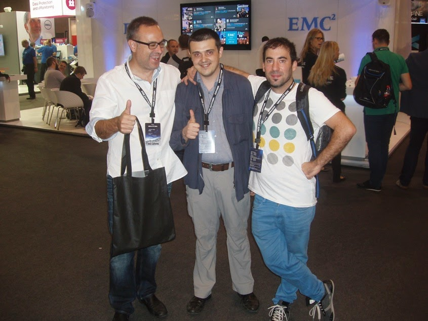 VMWorld Barcelona 2014 - (1 de 6) - The best of