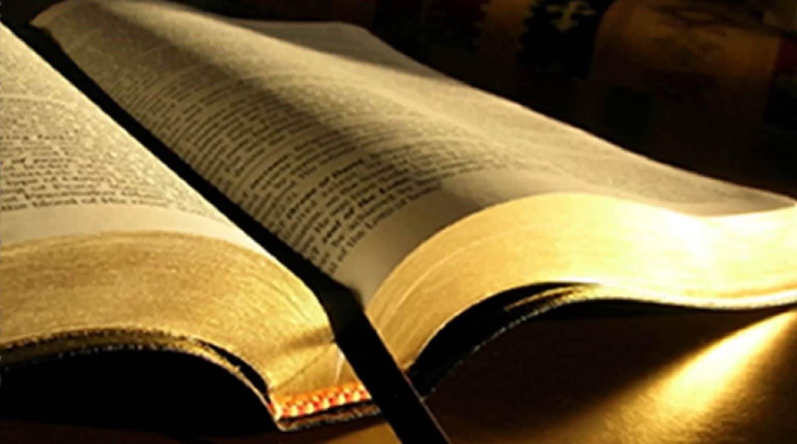 Palavra de Deus: Útil para Instruir em Justiça