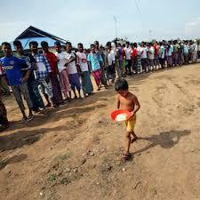 रोहिंग्या शरणार्थियों के लिए भारत का ऑपरेशन इंसानियत