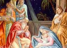 Birth of Jesus Christ Celebrations on Christmas Day 2014