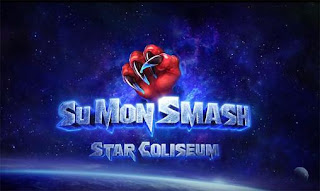 Screenshots of the Su mon smash: Star coliseum for Android tablet, phone.