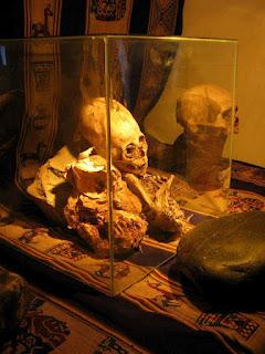 museo de ritos andinos