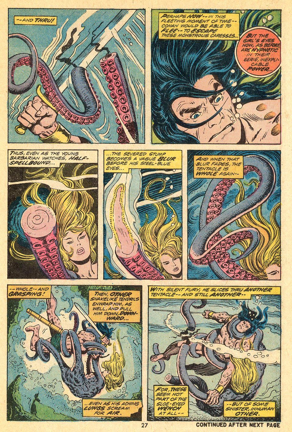 Conan the Barbarian (1970) Issue #32 #44 - English 17