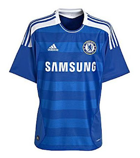 Chelsea New Home Jersey