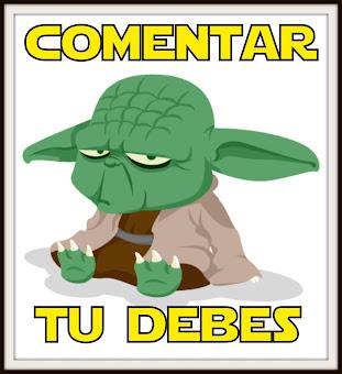 ¡Hazle caso al Maestro Yoda!