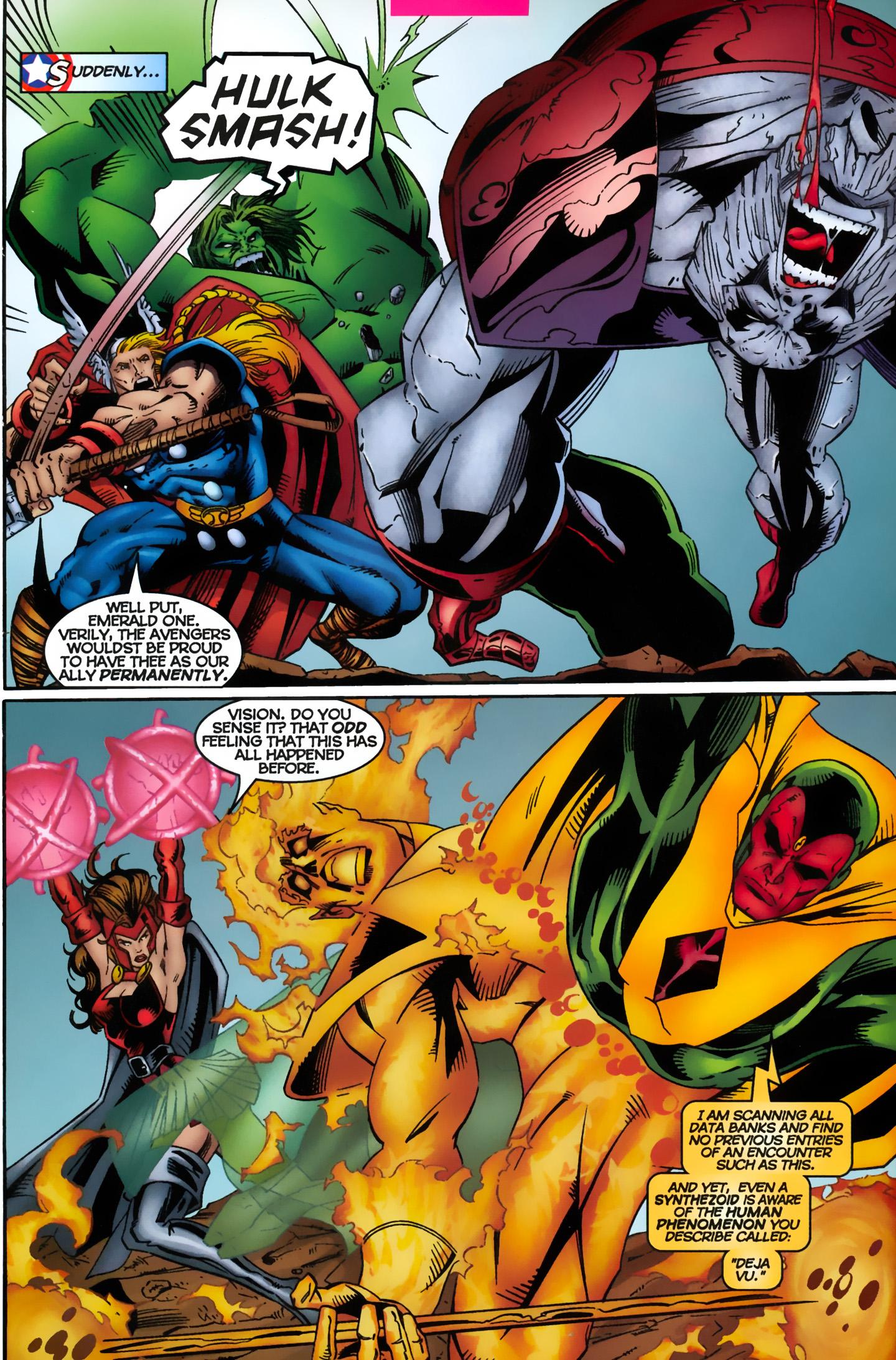 Captain America (1996) Issue #12 #15 - English 14