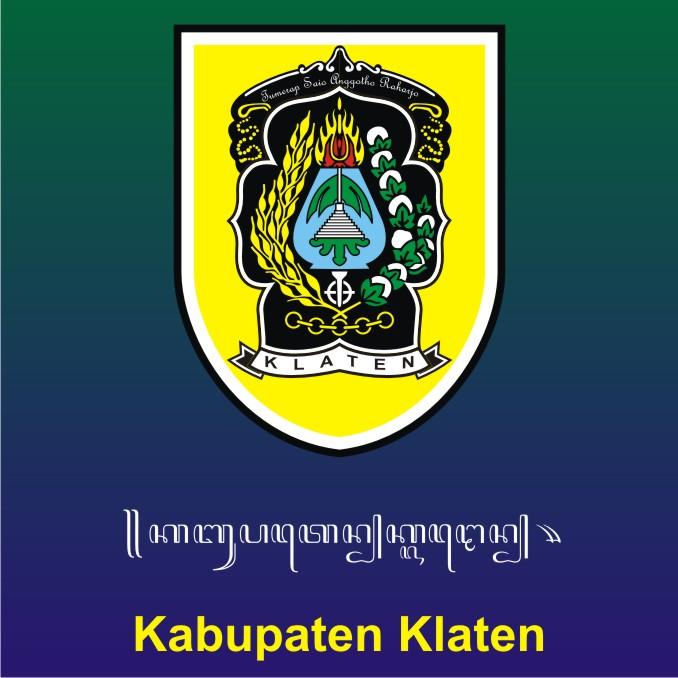 1001 WALLPAPER: Logo Kabupaten Klaten