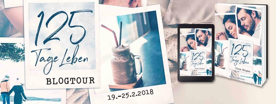Blogtour 125 Tage Leben