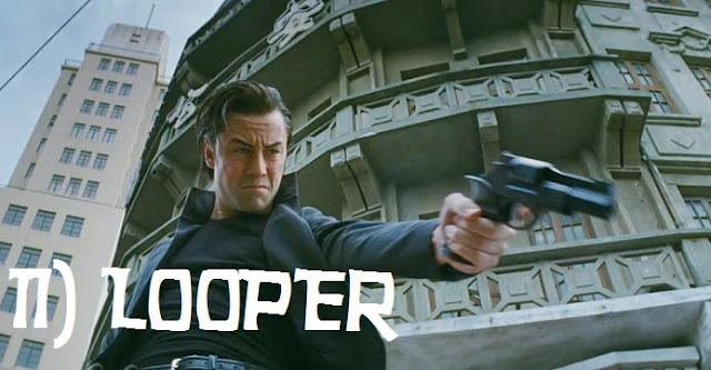 Old Joseph Gordon-Levitt in Looper