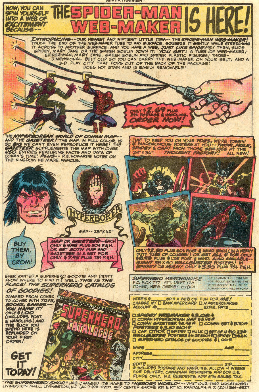 Conan the Barbarian (1970) Issue #85 #97 - English 19