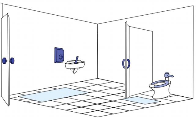 simple bathroom drawing. Wonderful Drawing Inkfish Throughout Simple Bathroom Drawing N