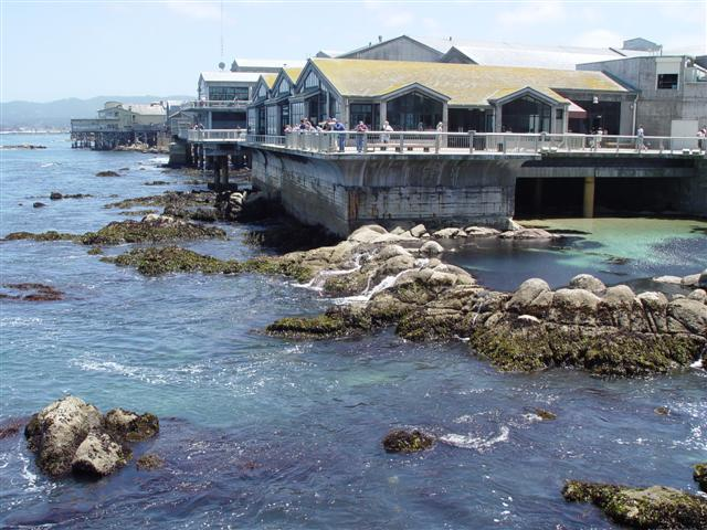 The Combination Of Urban And Beach Monterey Bay Choice