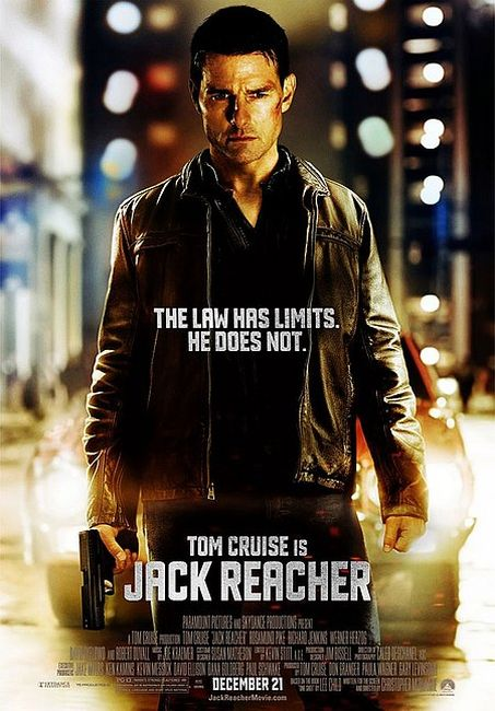 Film Jack Reacher 2013