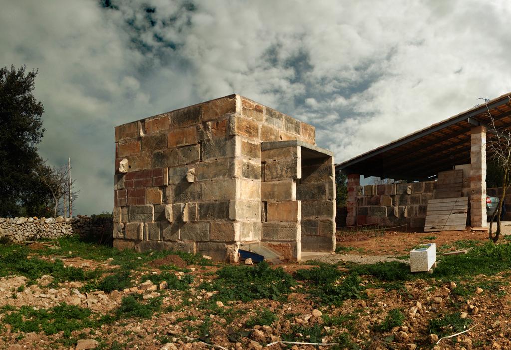 Local16arquitectes can bielet - Cerramientos de piedra ...