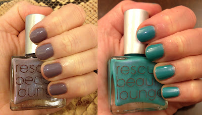 Rescue Beauty Lounge, Rescue Beauty Lounge nail polish, Rescue Beauty Lounge nail lacquer, Rescue Beauty Lounge swatches, Rescue Beauty Lounge nail polish swatches, Rescue Beauty Lounge manicure, swatches, nail polish swatches, nail, nails, nail polish, polish, lacquer, nail lacquer, Rescue Beauty Lounge Insouciant, Rescue Beauty Lounge Aqua Lily
