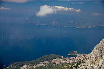 Makarska view