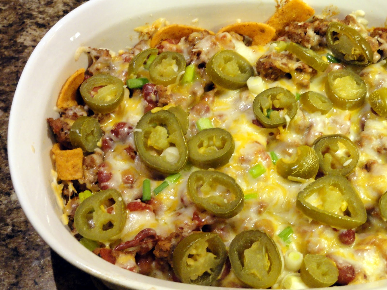 Fritos Chili Pie is a quick and simple recipe that's packed full of ...