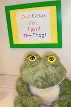 Floyd the Frog