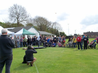 Abingdon World Bun Throwing Championship 2012
