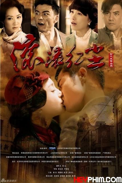 Xem phim Cuộn Cuộn Hồng Trần -