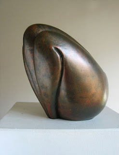 Art contemporain femme stylisée