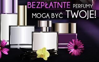 Konkurs perfumy za darmo