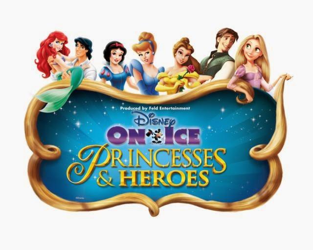 Believing Is Just The Beginning Disney On Ice Presents Princesses Heroes Presented By Stonyfield YoKids Organic Yogurt