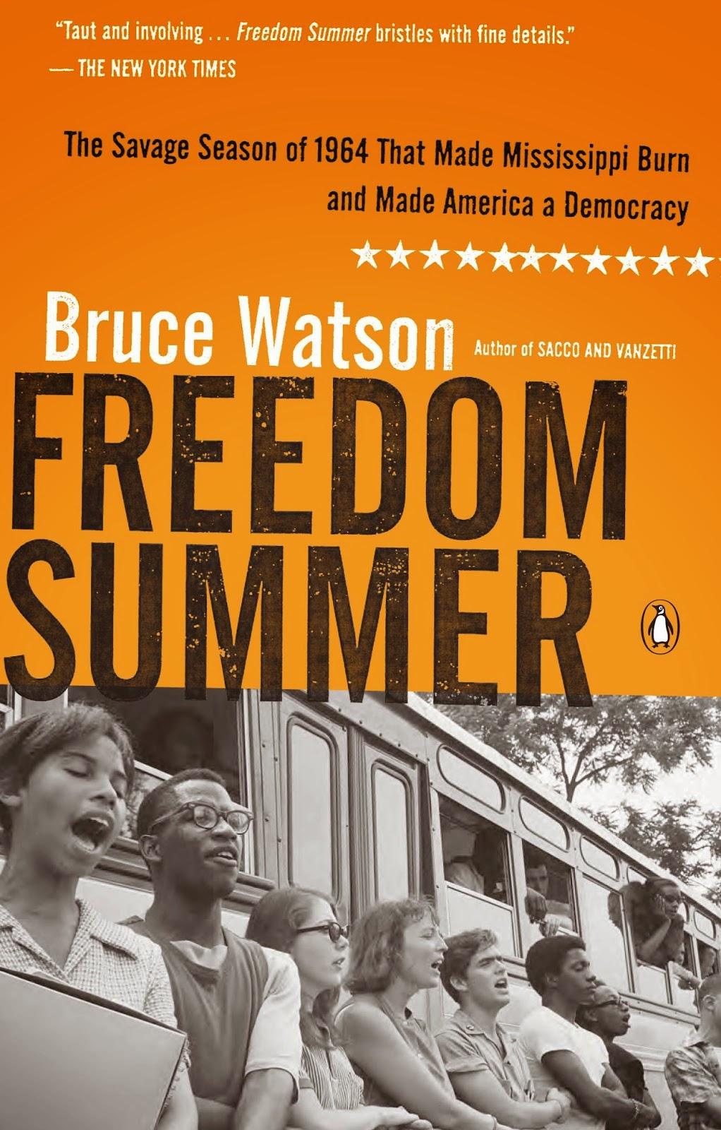 Freedom Summer Essays