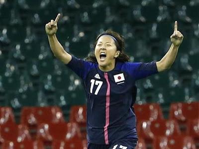 Japón dio la sorpresa en Londres eliminando a Brasil