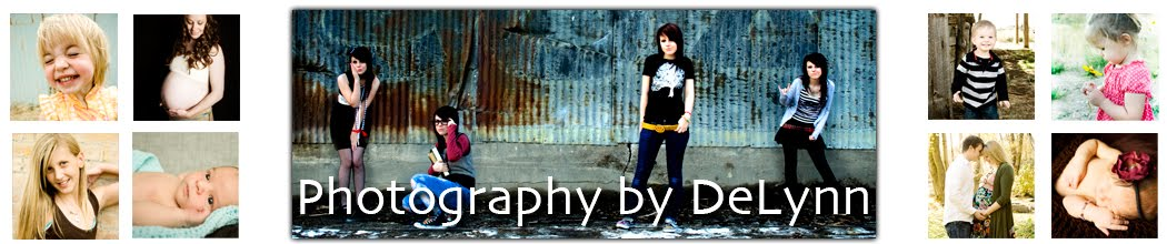 Photography by DeLynn