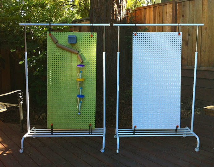 Modular Classroom Relocation ~ Corinne okada design designing a mobile makerspace