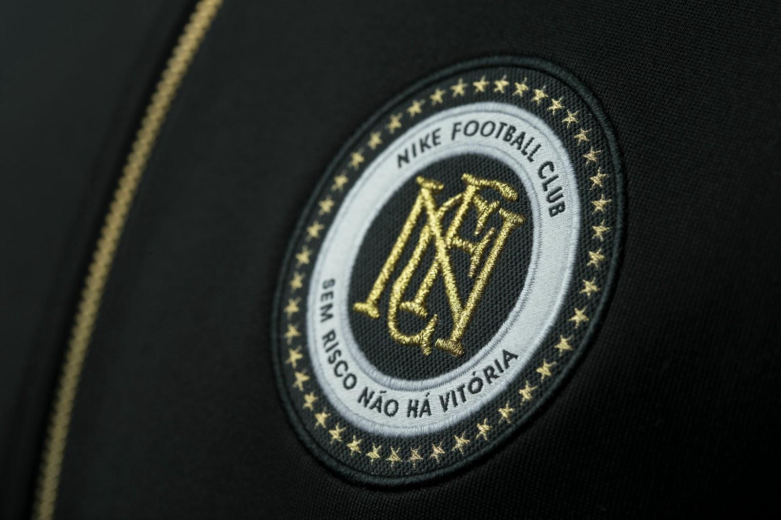 Black And White Nike Jacket