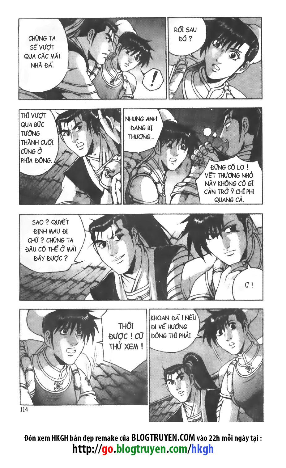 Hiệp Khách Giang Hồ chap 233 page 9 - IZTruyenTranh.com