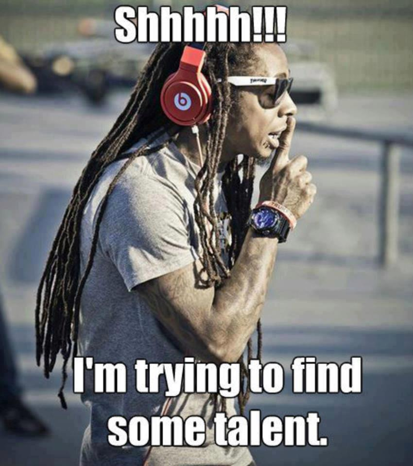 What Talent?