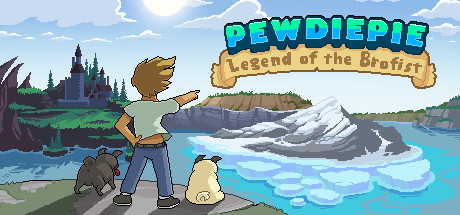 PewDiePie Legend of the Brofist PC Game Free Download