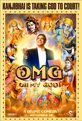 Oh My God (OMG) Cinema latest posters & Wallpapers