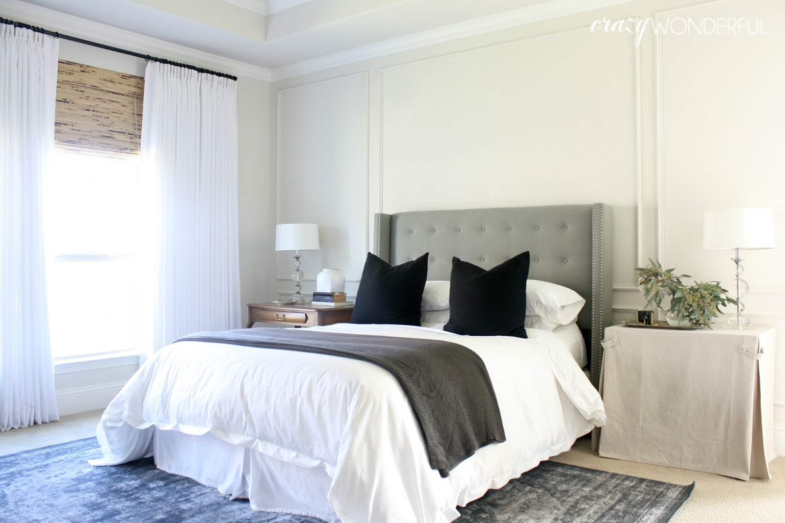 Master Bedroom Updates master bedroom updates - crazy wonderful