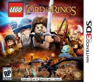 เกมส์มันส์ๆ LEGO the lord of the Rings 3DS