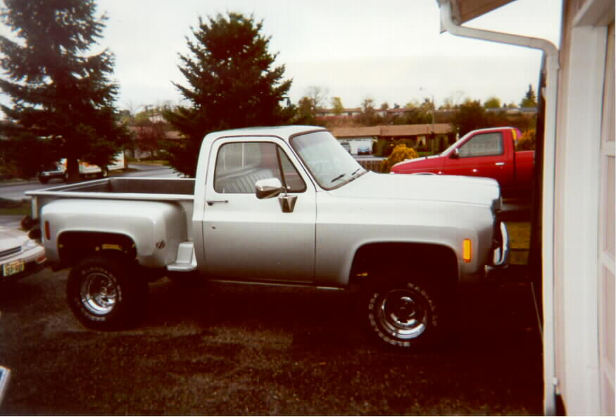 1977 chevy truck offroad 4x4 cheap trucks for sale